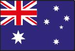 Australia's Country Flag