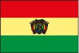 Bolivia's Country Flag