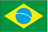 Brazil's Country Flag