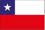 Chile's Country Flag