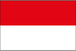 Indonesia's Country Flag