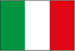 Italy's Country Flag
