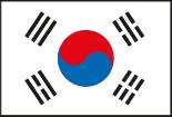 South Korea's Country Flag
