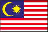 Malaysia's Country Flag