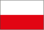 Poland's Country Flag