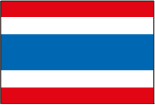 Thailand's Country Flag