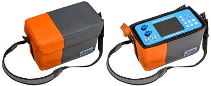 Mercury Vapor Monitor Tracker 3000XS