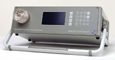 Mercury Detector