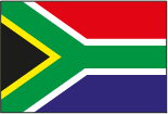 South Africa's Country Flag